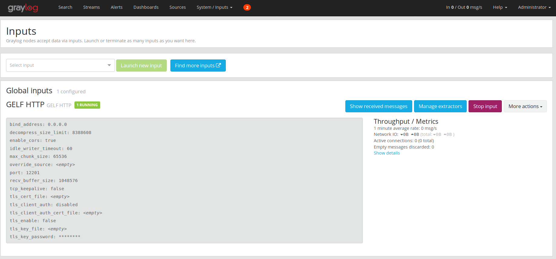 Using Graylog for Centralized Logs in K8s platforms and
